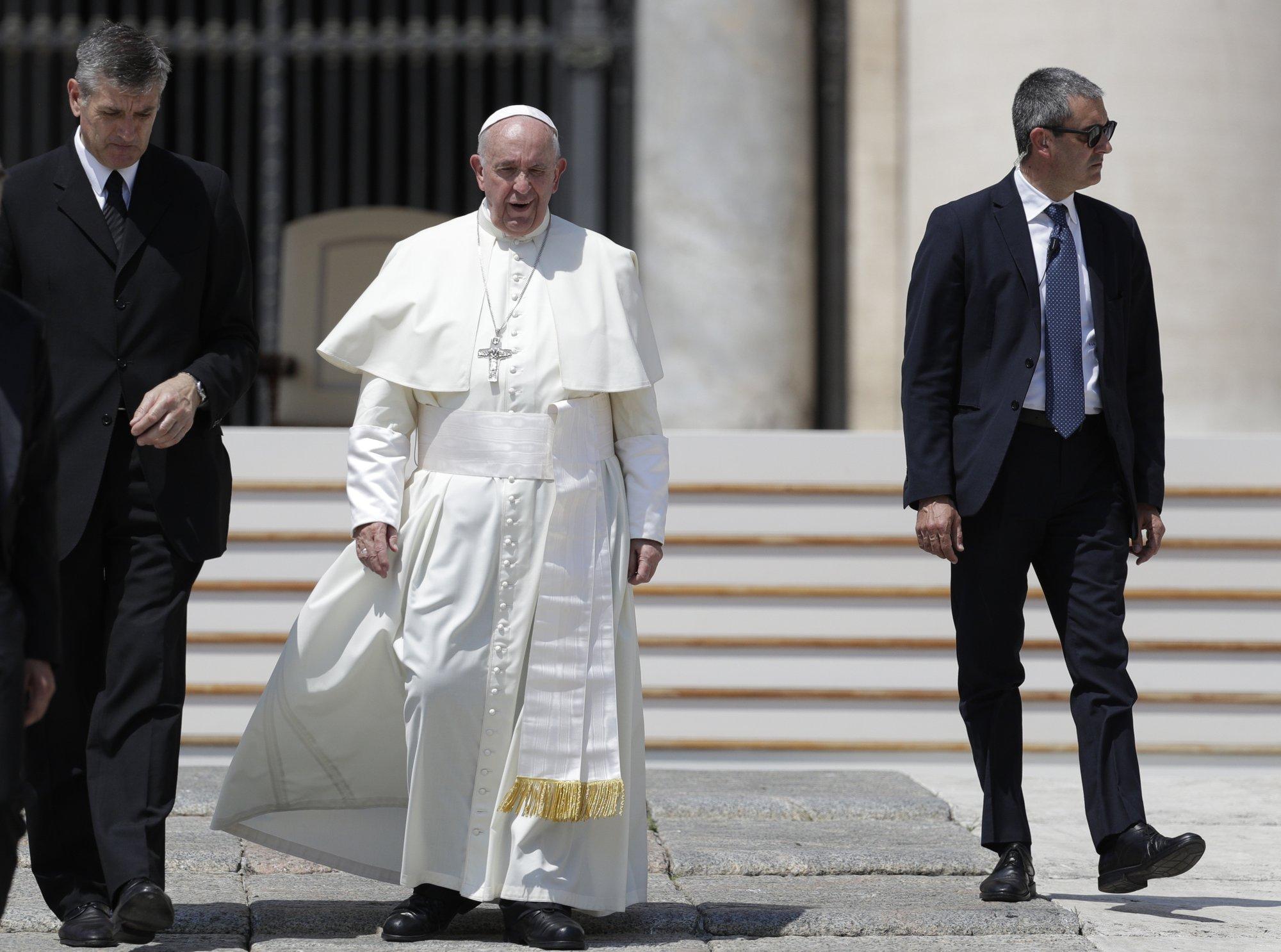 Pope to meet Putin before Vatican Ukraine meeting