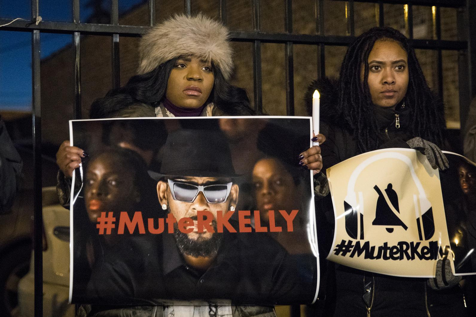 In R. Kelly verdict, Black women see long-overdue justice - Associated Press