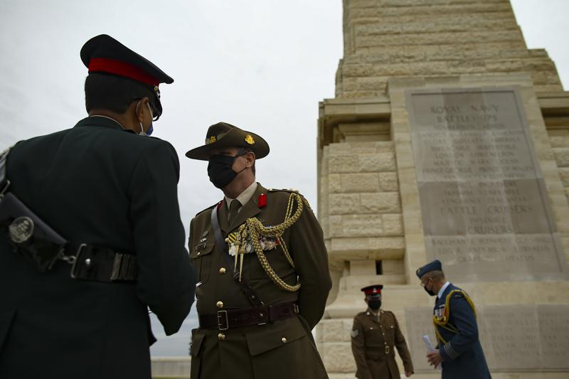 WWI deaths remembered in memorials held on Turkey's Gallipoli Peninsula
