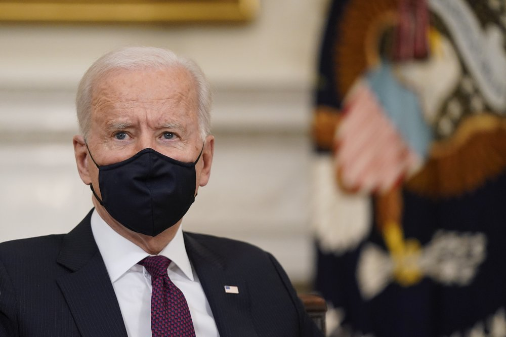 White House media strategy: no formal question and answer session up to this point in President Biden's term