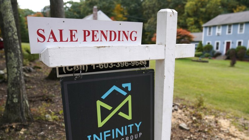 Existing US home sales fell in February, while prices rose amid low mortgage rates