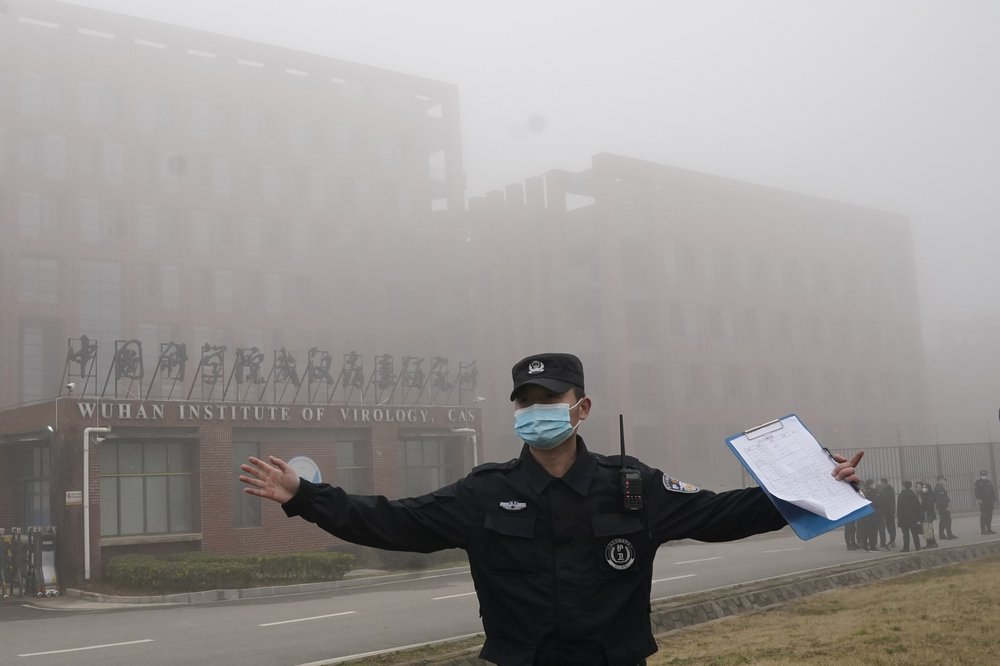 WHO team visits Wuhan research lab in question about origin of coronavirus