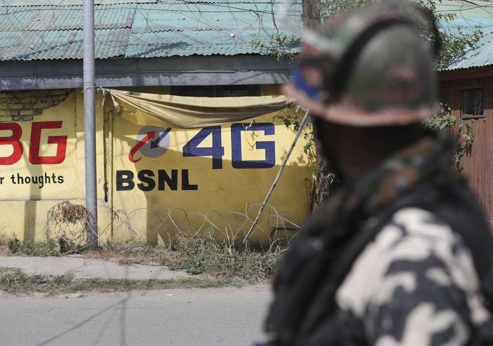 India ends 18-month-long ban on high speed internet services in Kashmir after 550 days