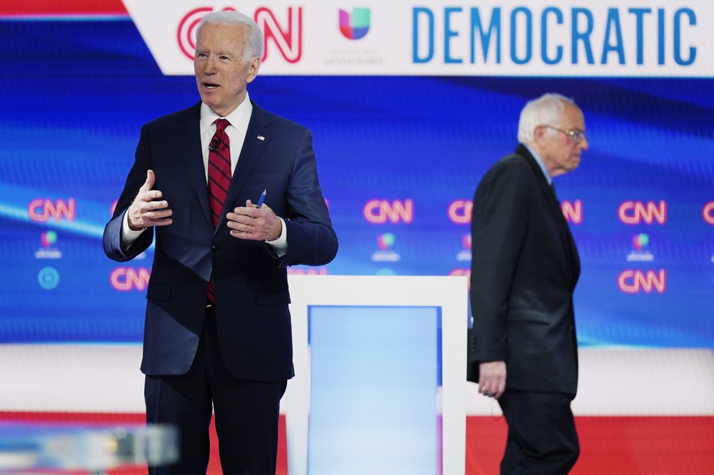 Joe Biden addresses allegations about his uninvited displays of affection