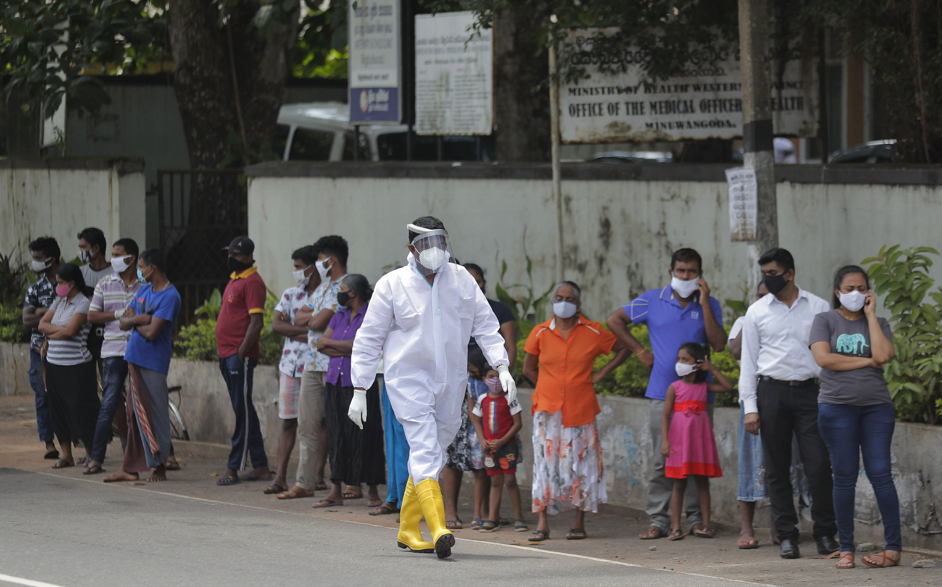 Asia Today: Sri Lanka confirms 321 cases in factory cluster