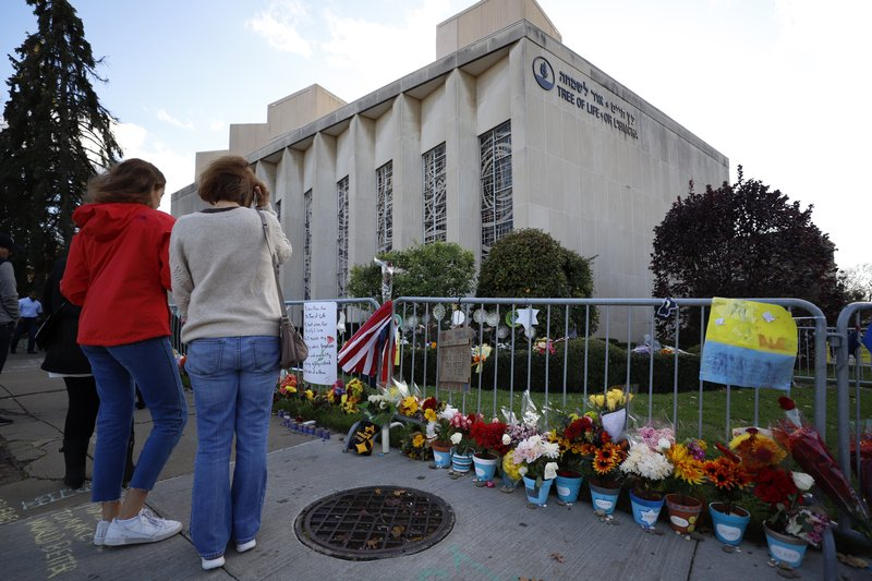 Money from donors to Pittsburgh synagogue attack will go to families of those killed, to those seriously injured, and to others in the building during the attack