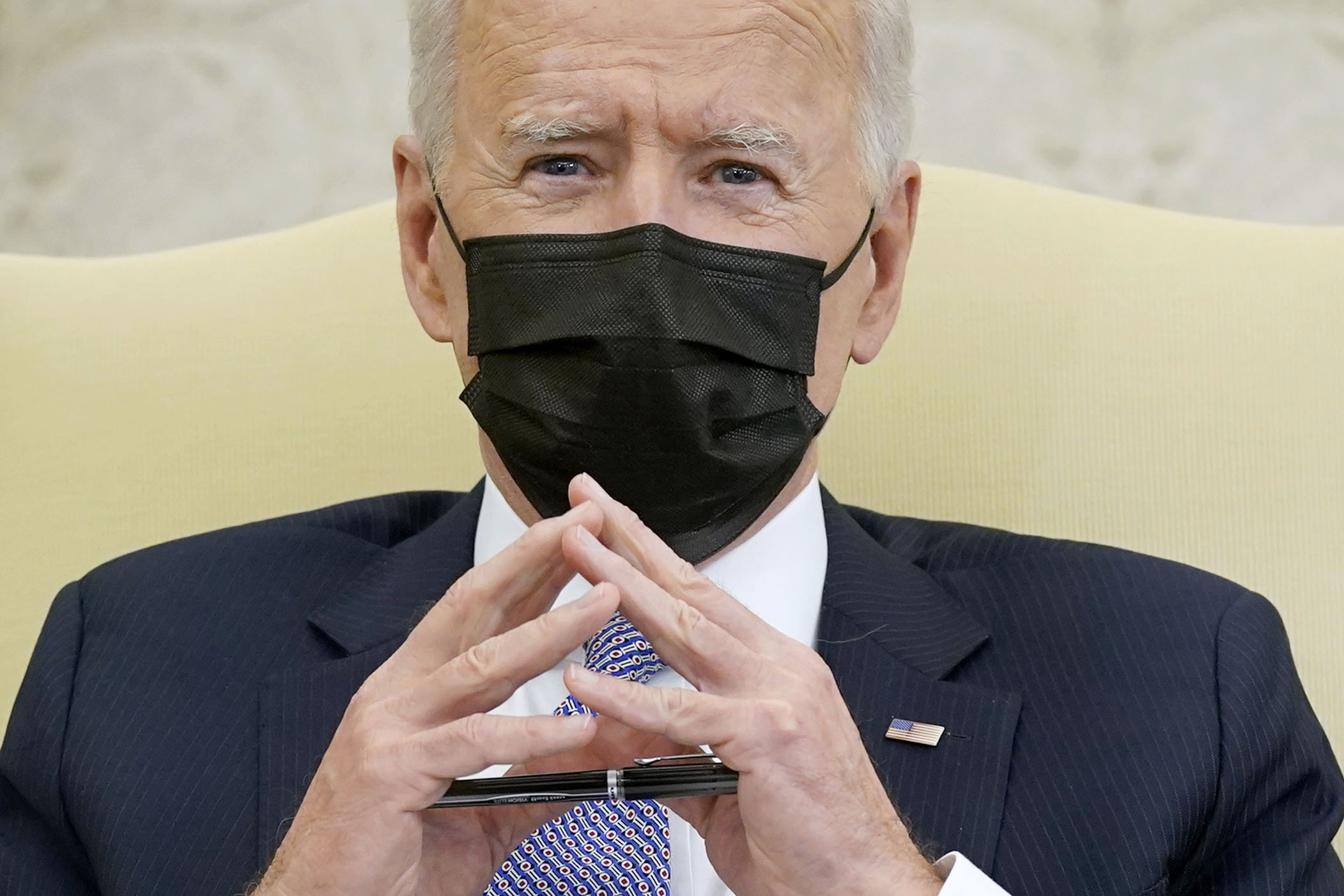 Biden aims for bipartisanship but applies stealthy pressure