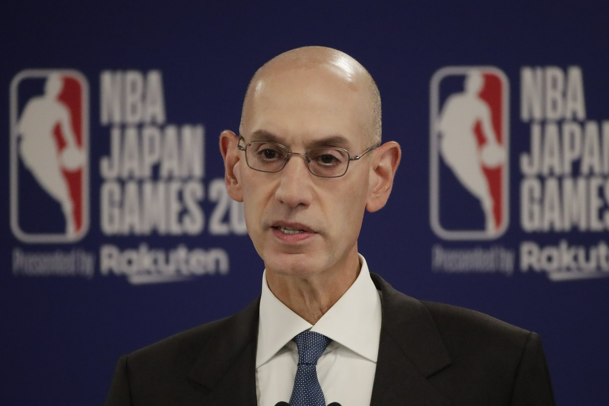 With China rift ongoing, NBA says free speech remains vital