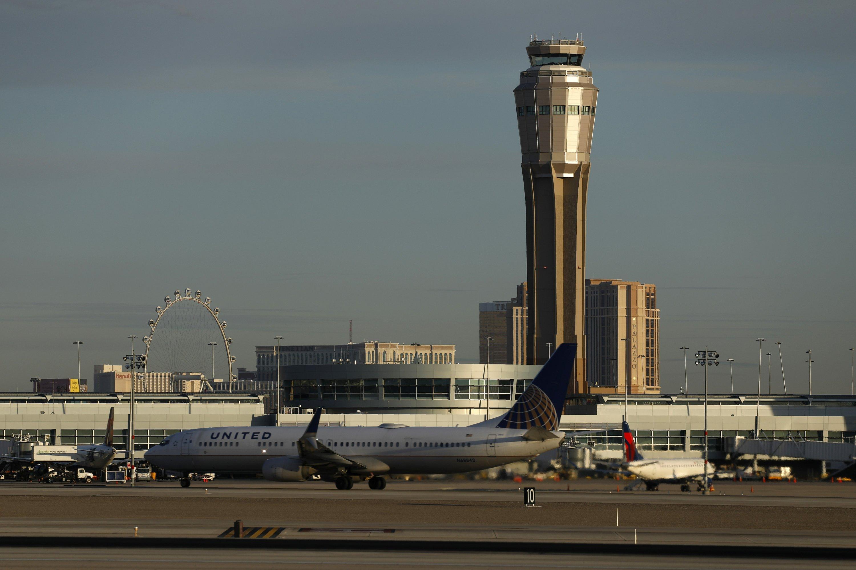 Vegas airport name change to honor former Sen.  Harry Reid