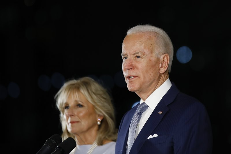 Biden Staying at Home, Testing Limits of Virtual Campaign