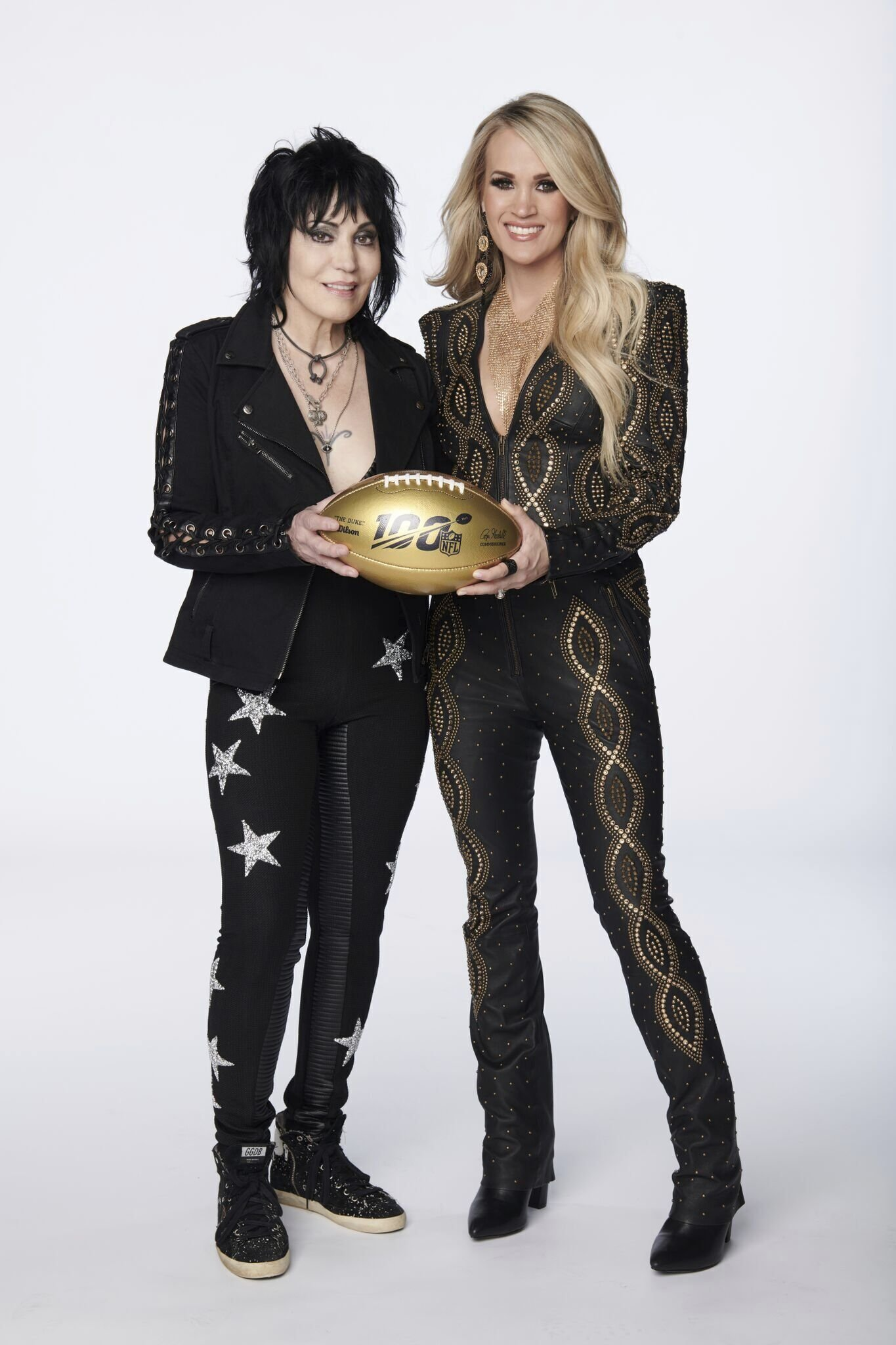 Joan Jett, Underwood to perform 'Sunday Night Football' open