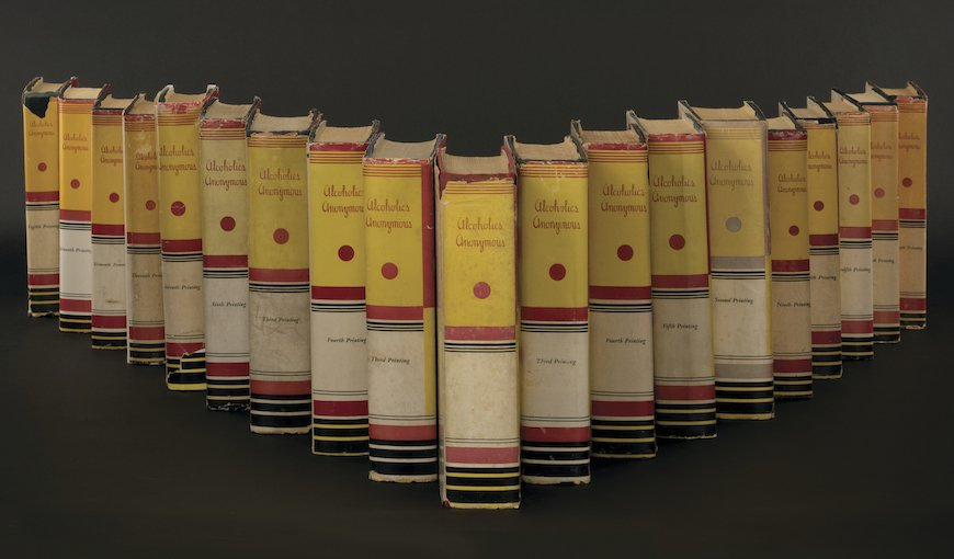 Alcoholics Anonymous' 'Big Book' collection up for auction