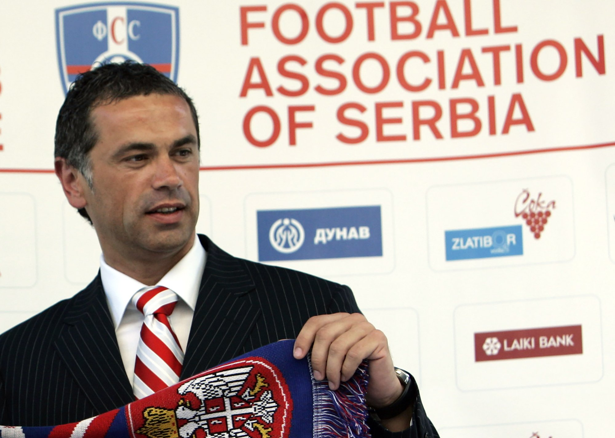 Serbia champion Red Star CEO tests positive for virus