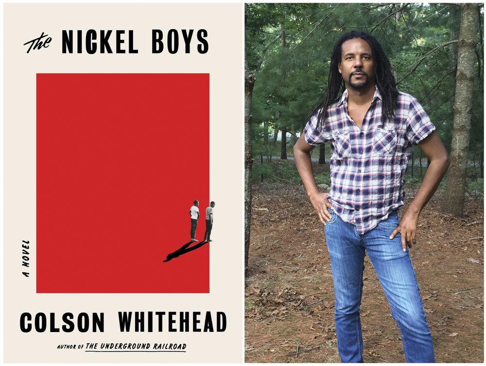 """The Nickel Boys"" by Colson Whitehead  wins Pulitzer Prize"