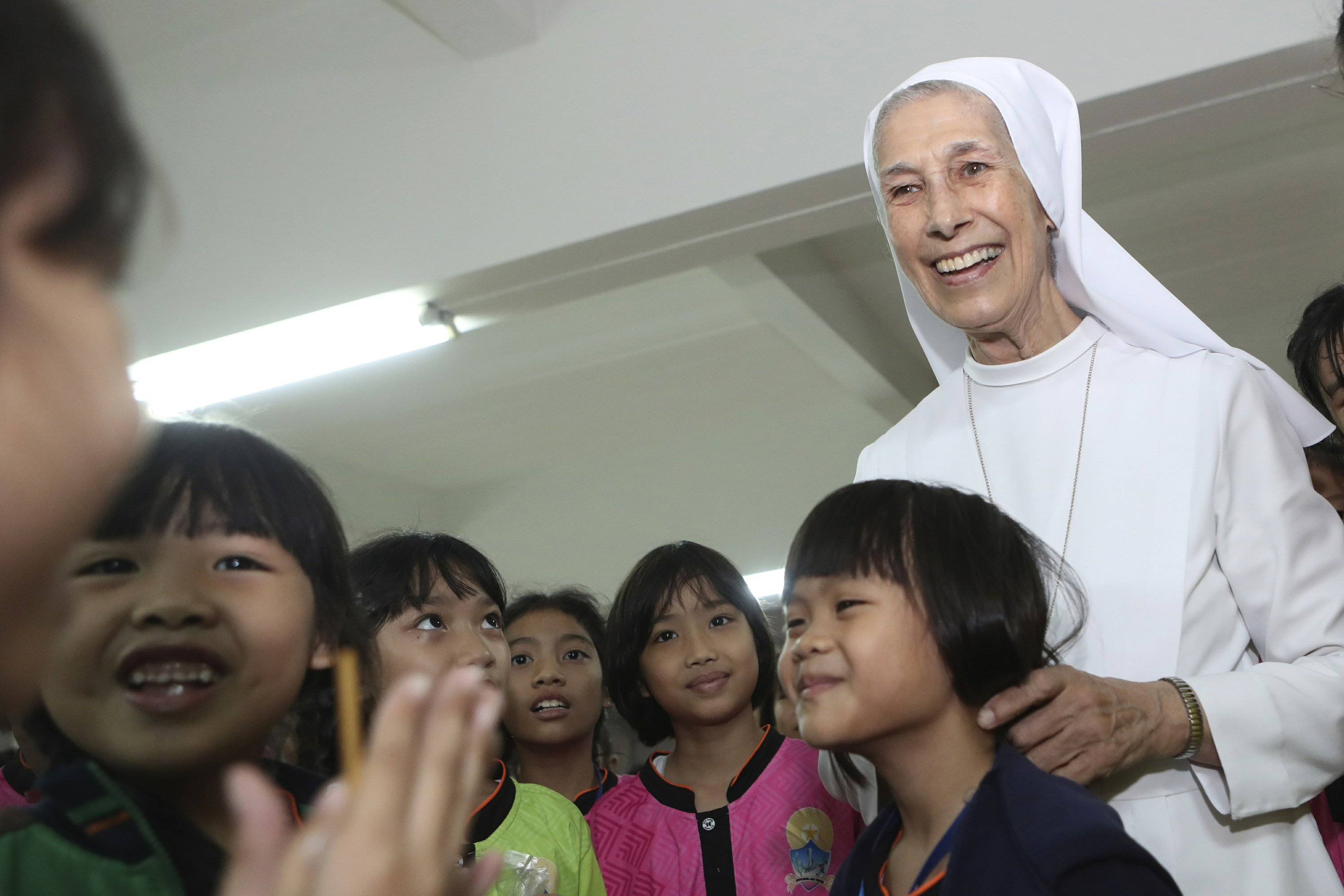 Pope's visit to Thailand will also be a family reunion