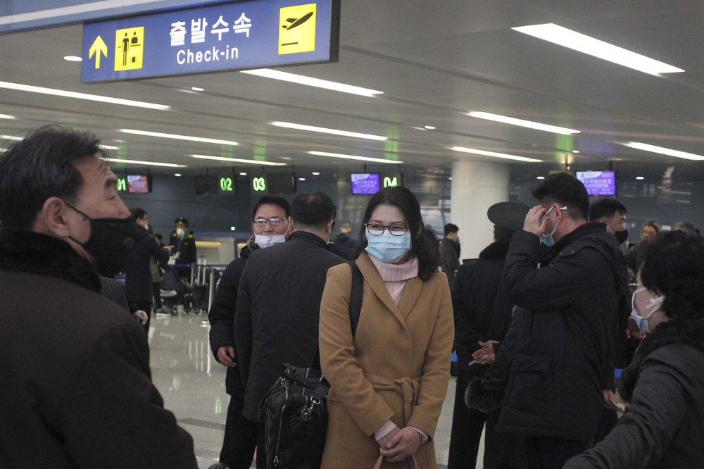 Having not publicly confirmed a single case of the COVID-19, North Korea flies out foreign diplomats amid virus fight