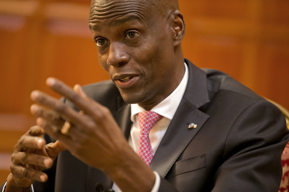 Haitian president lays out terms for deal with opposition