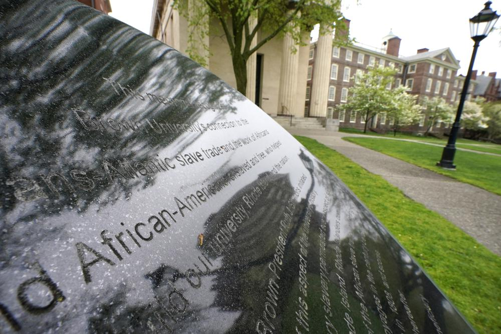 Colleges Pushed Anew for Reparations for Slavery and Racism