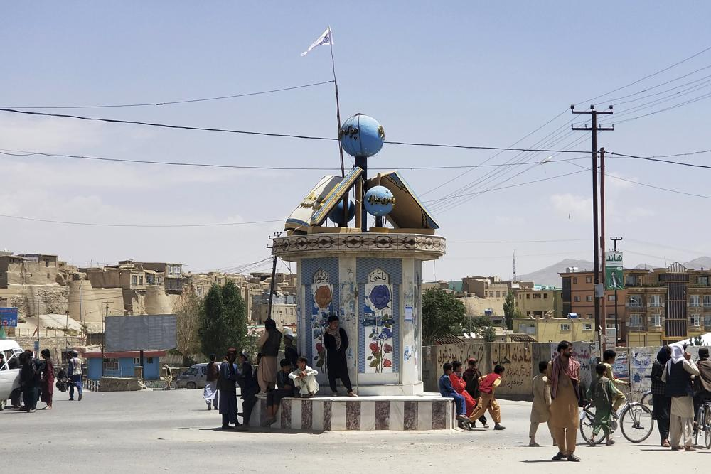 U.S. Pushing to Move Thousands of Afghans to Qatar