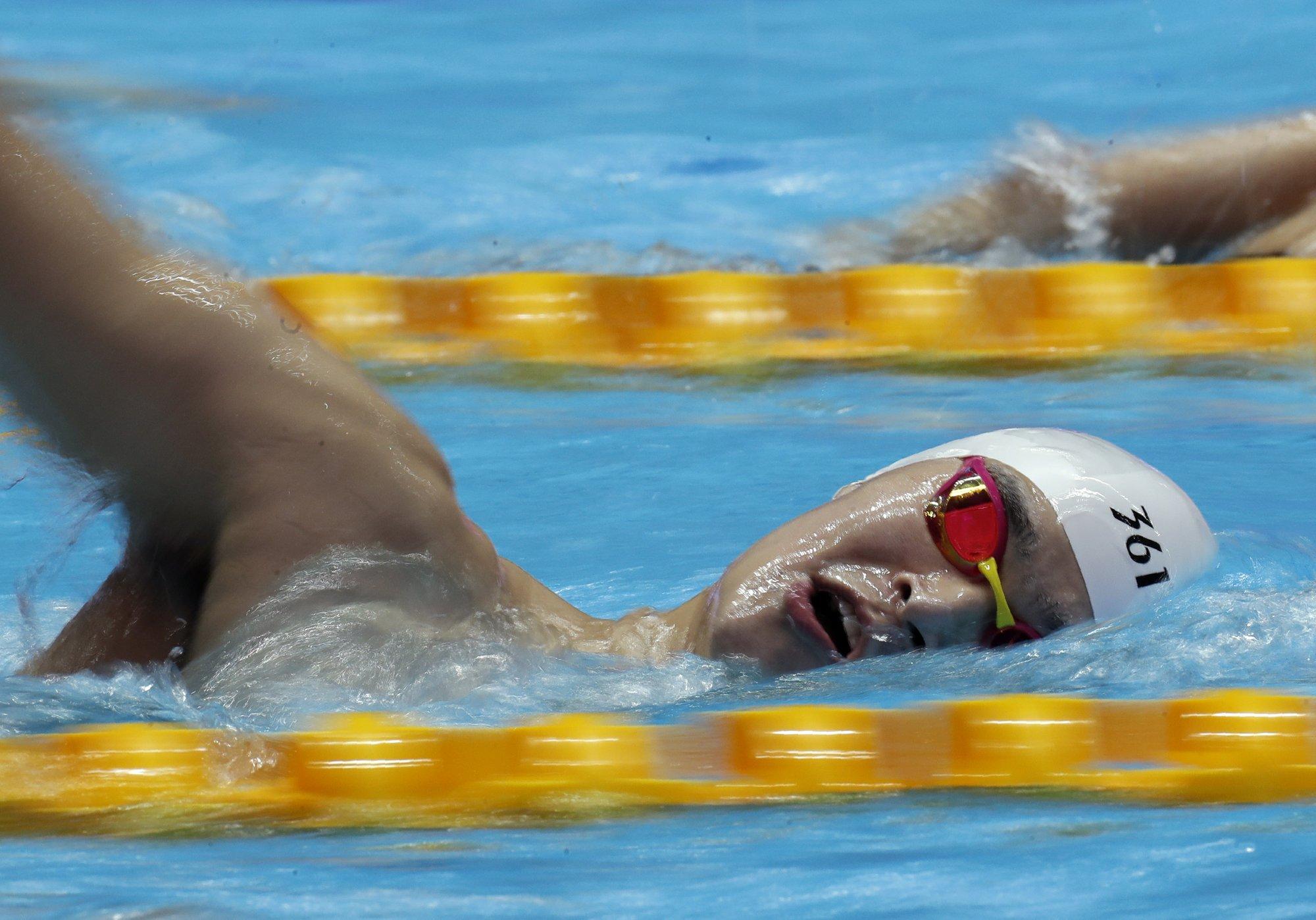 Sun's doping case looms over start of world swimming meet