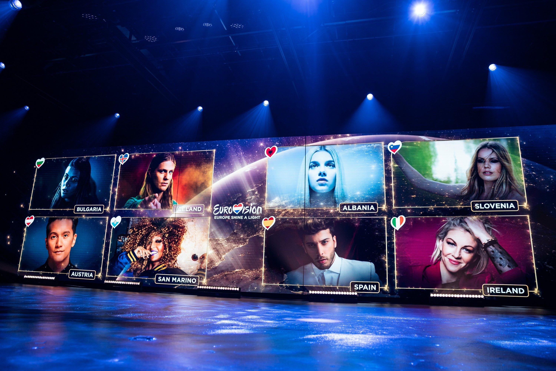 No contest: In corona era, Eurovision seeks to unite Europe