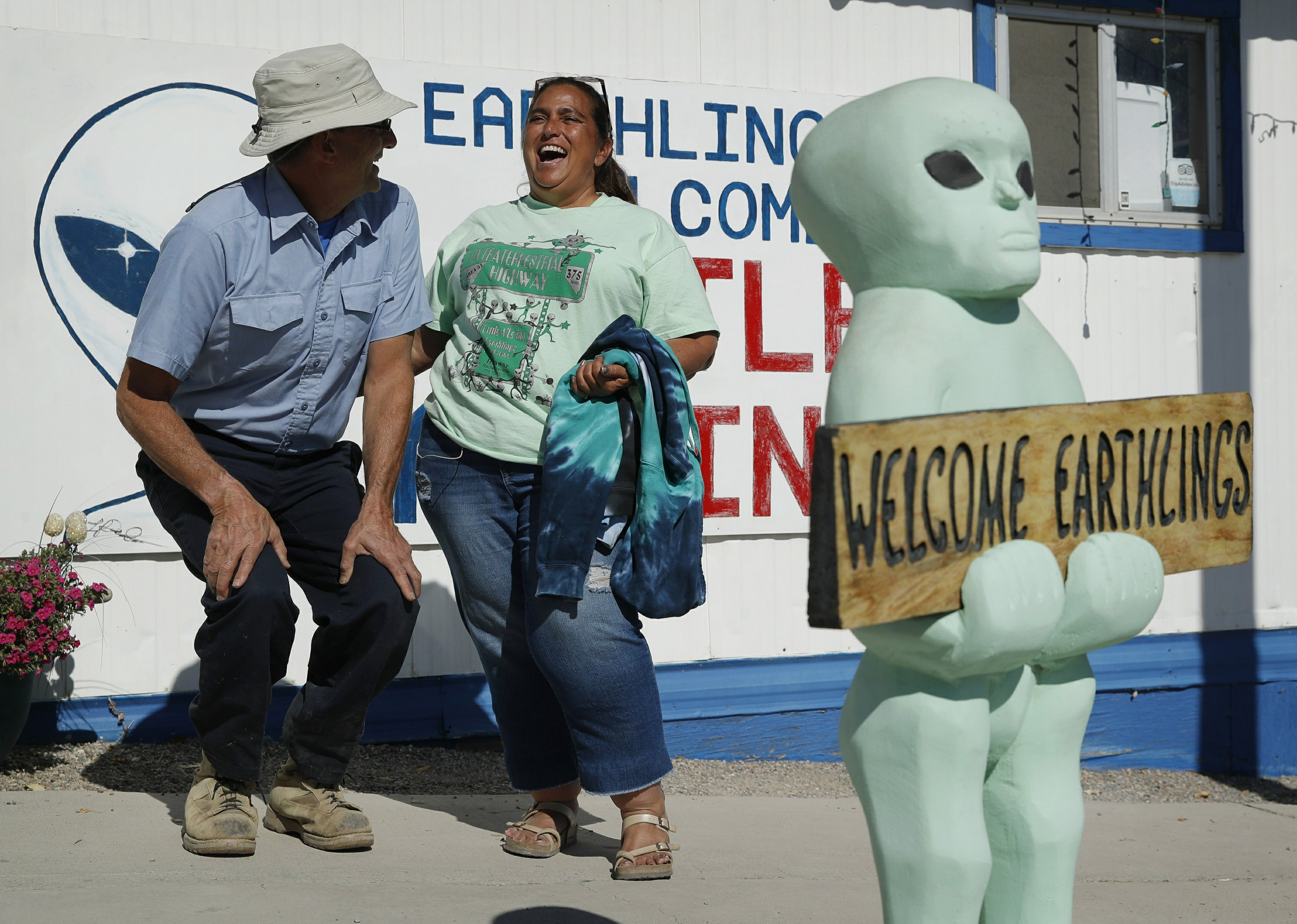 Possible 'Storm Area 51' crowds worry Nevada desert towns