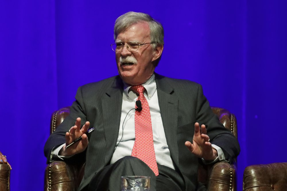 "John Bolton could face  a ""criminal problem"" if he proceeds with publishing new book that describes dangerous decision-making by a president focused only on getting re-elected, President Trump warns"