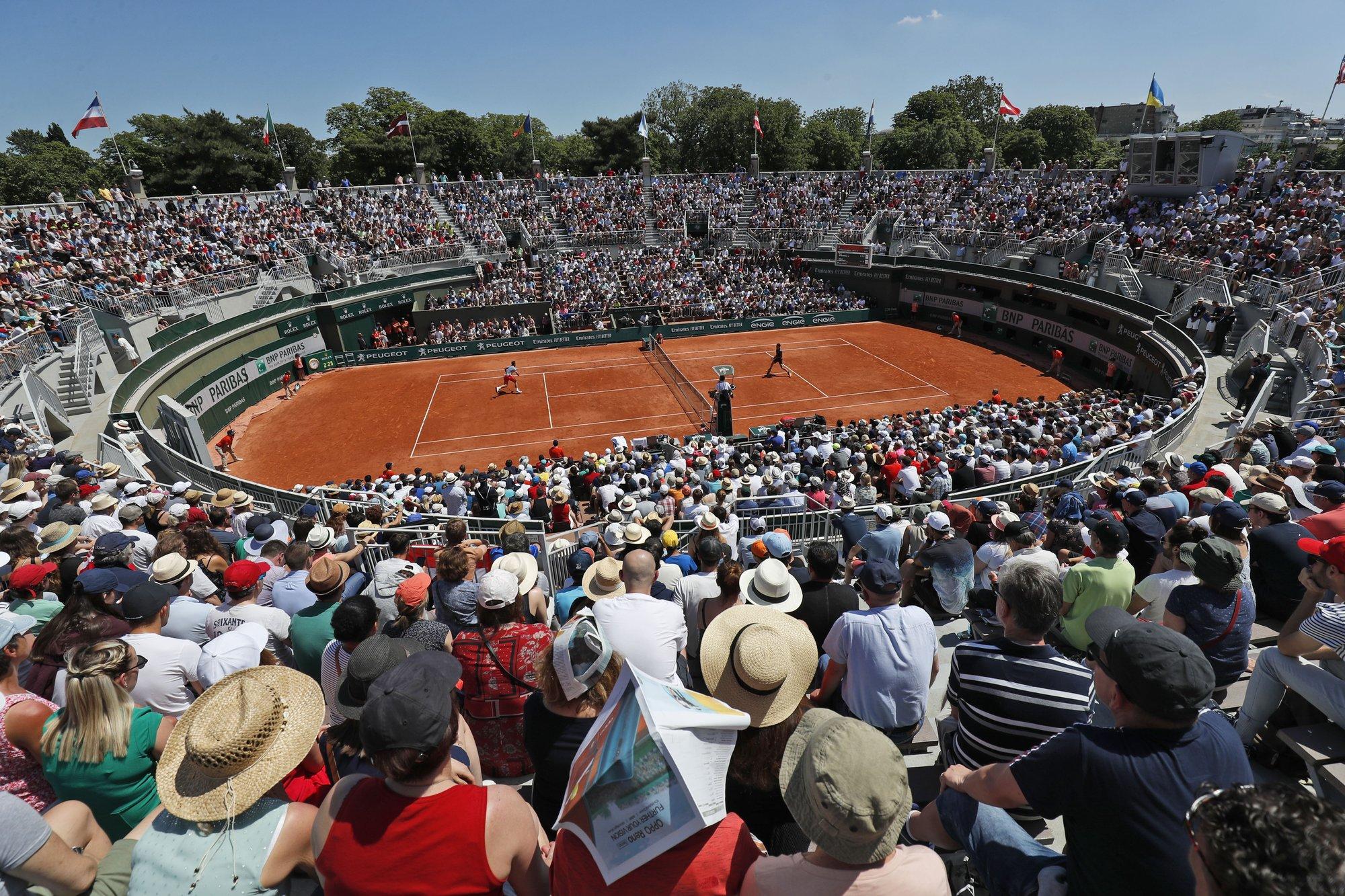 An appreciation: French Open bids adieu to its 'Bullring'