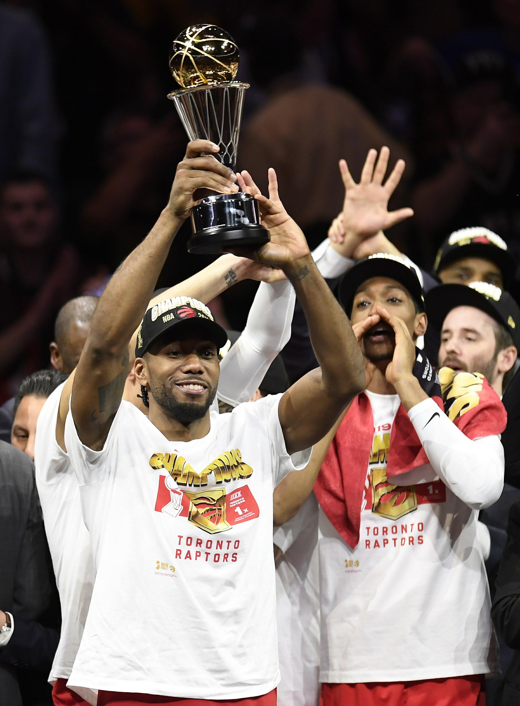 outlet store e63e6 36684 King of the North: Kawhi Leonard wins Finals MVP