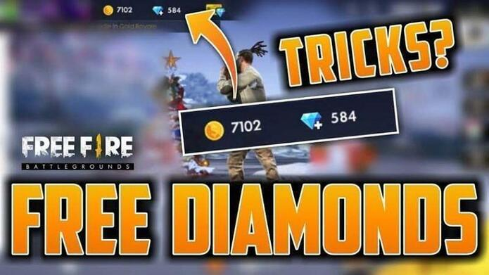 Free Fire Diamond How To Get Diamonds In Free Fire With Diamond Generator Working