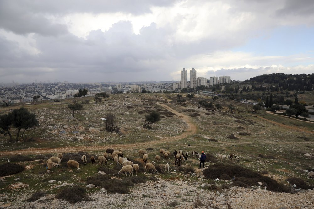 Israel advances construction plans in a strategic but sensitive east Jerusalem settlement