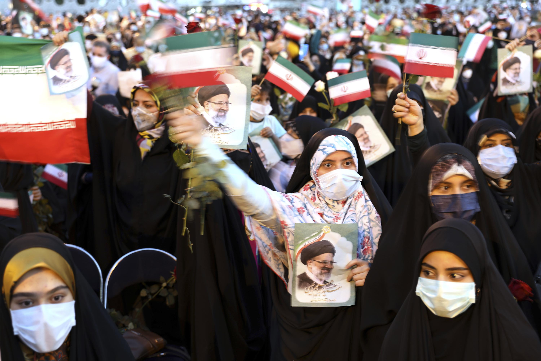 Hard-line judiciary head wins Iran presidency in low turnout