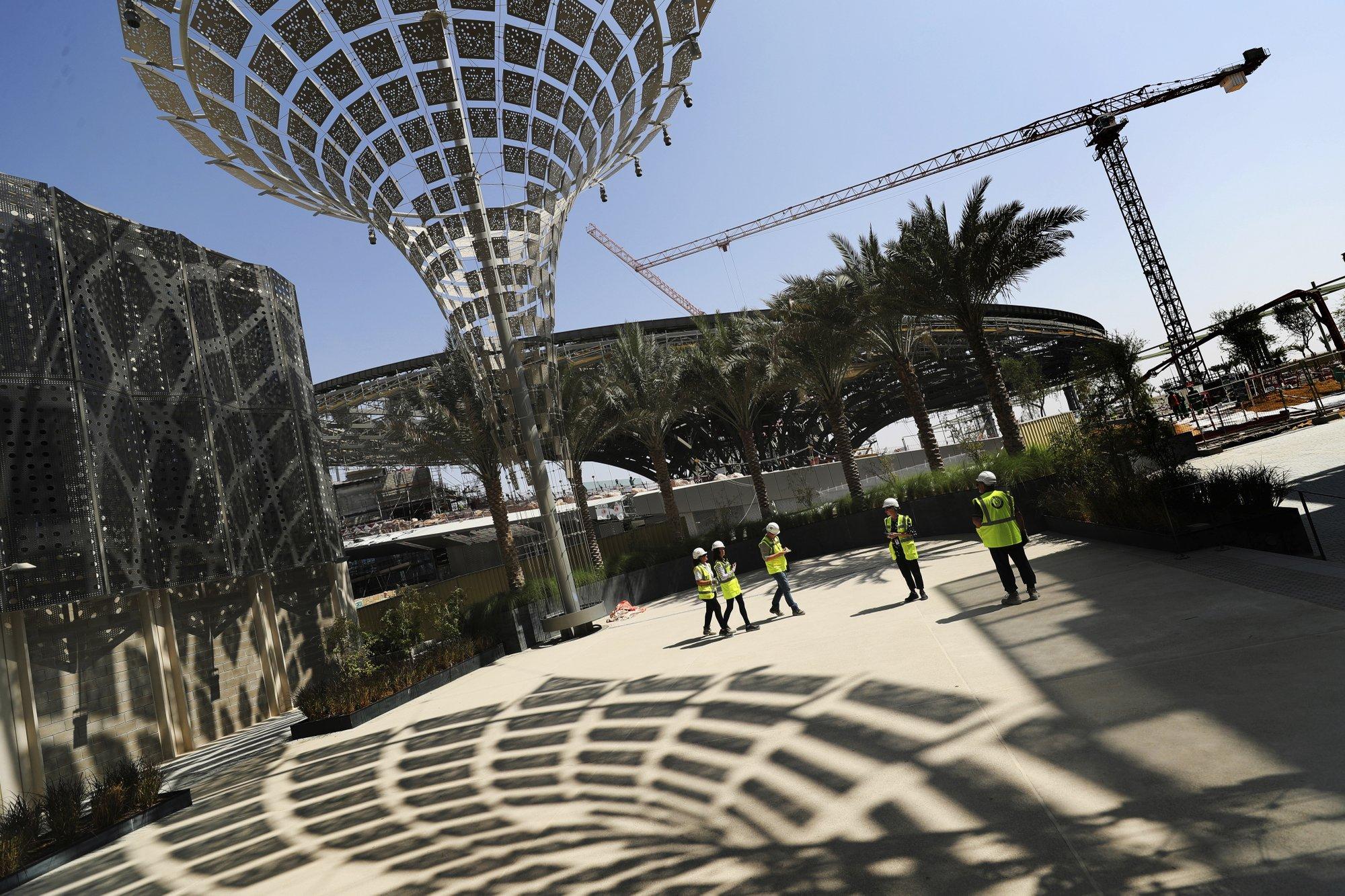 Light Fair 2020 Chicago.Dubai Bets Billions That Expo 2020 Won T Be A Desert Mirage