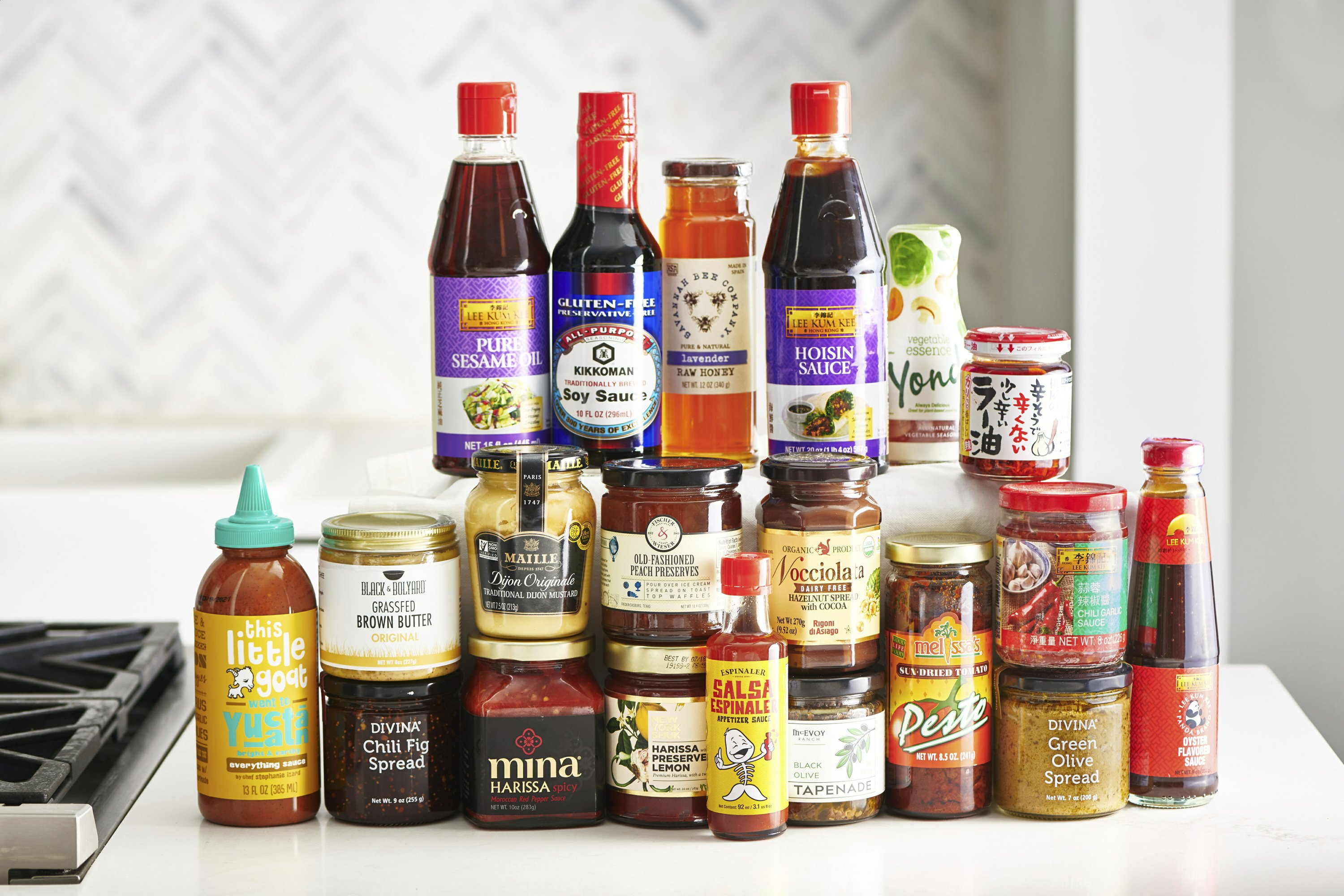 A guide to all the new condiments lining grocery shelves