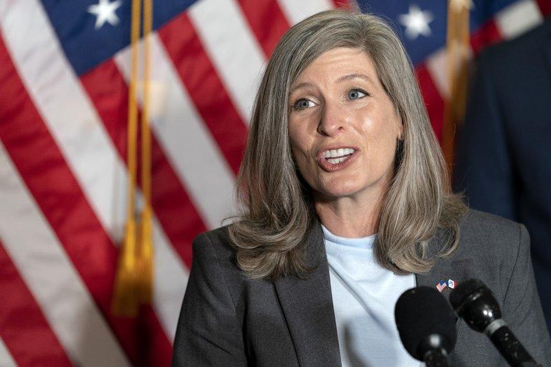 Iowa US Sen. Ernst says court view 'consistent' in debate