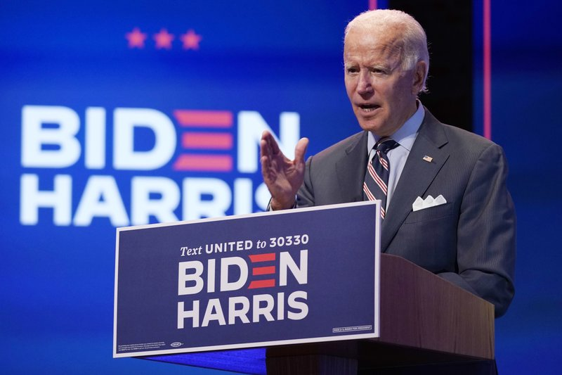 Joe Biden Says They Will Go To Supreme Court As Well