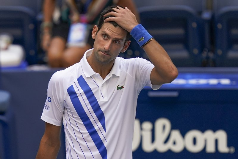 Djokovic Says He Learned A Big Lesson From Us Open Default