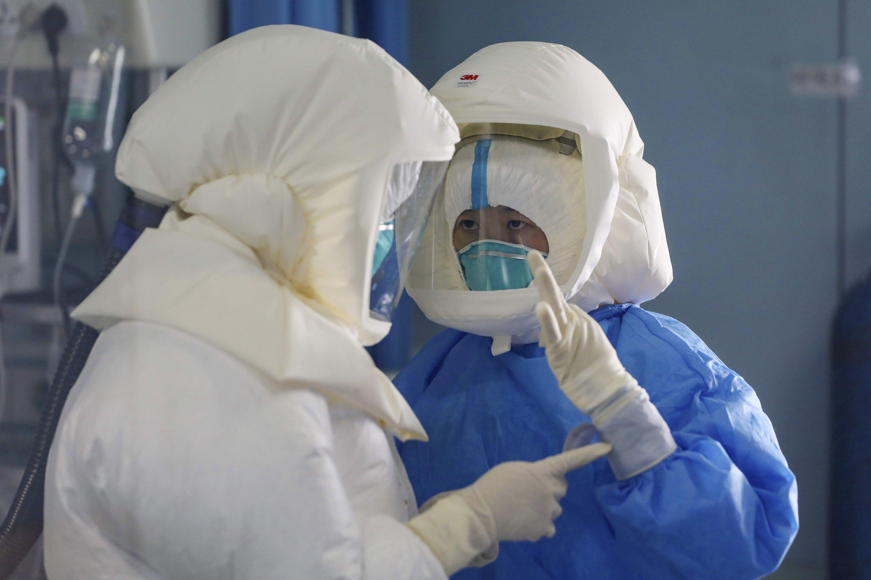 Confirman la primera muerte en Europa — Coronavirus