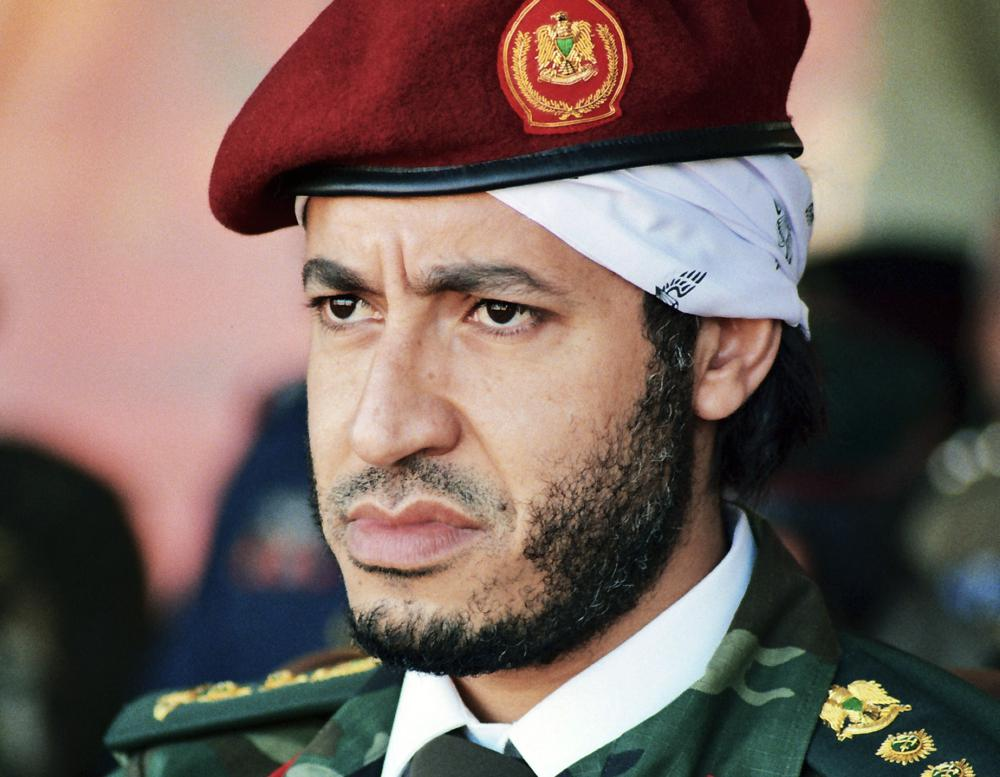 Gadhafi Son Freed After 7-Plus Years in Detention