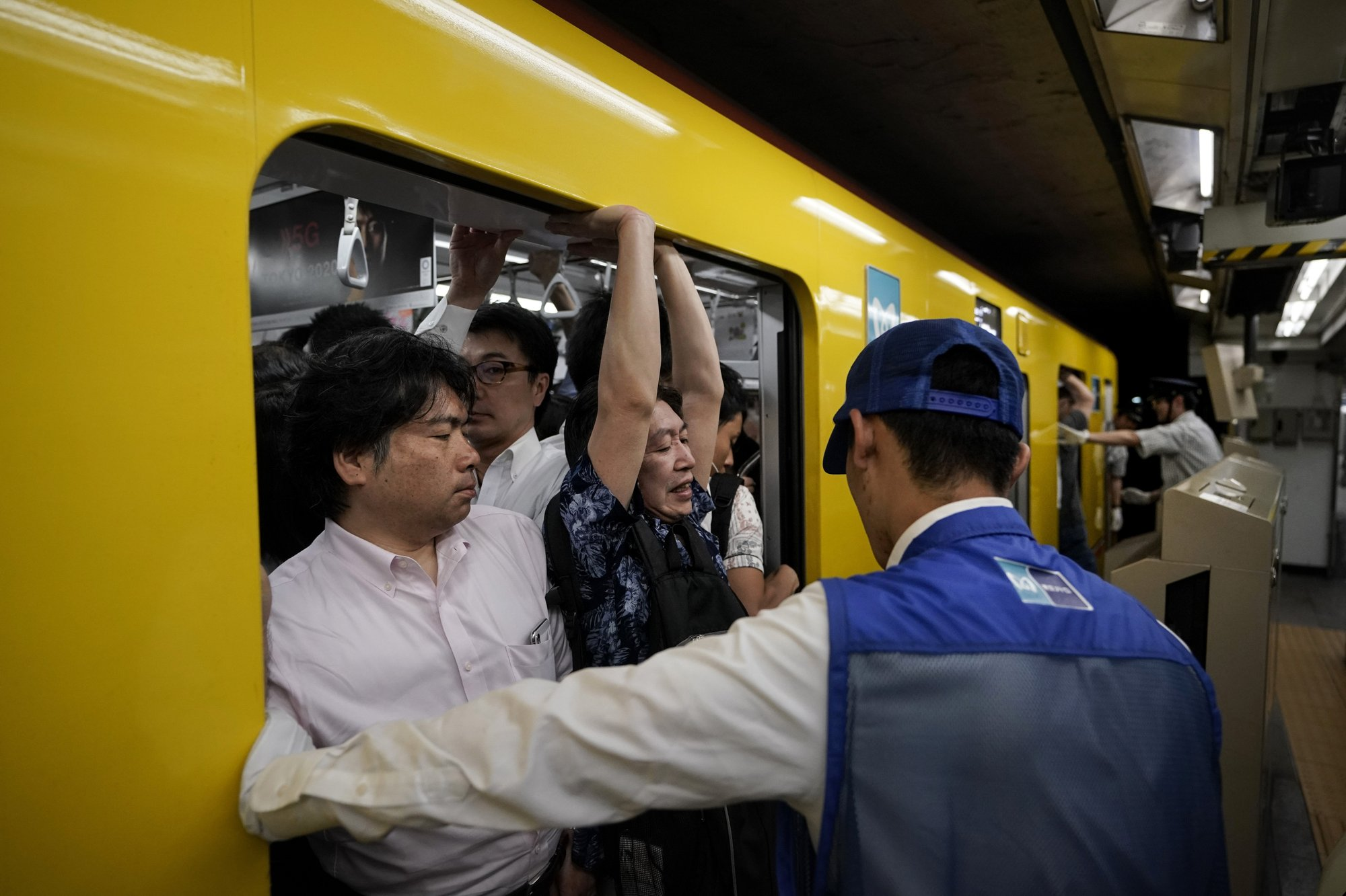 Can Tokyo's efficient rail system handle Olympic strain?