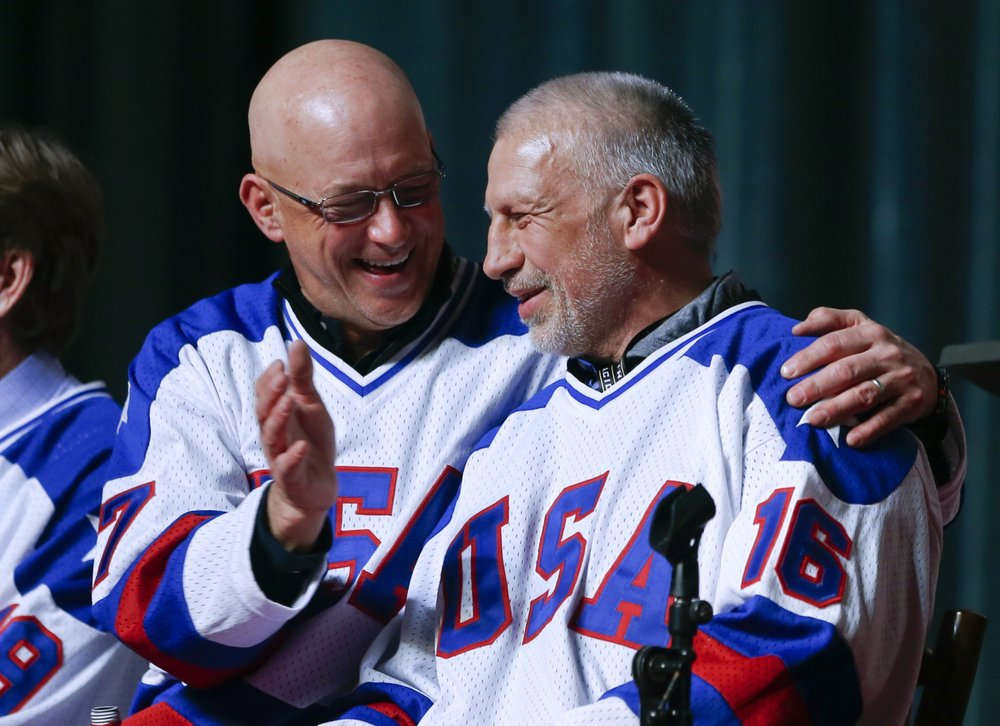 """""""Miracle on Ice"""" Olympic Hockey Team member Mark Pavelich dies at treatment home"""