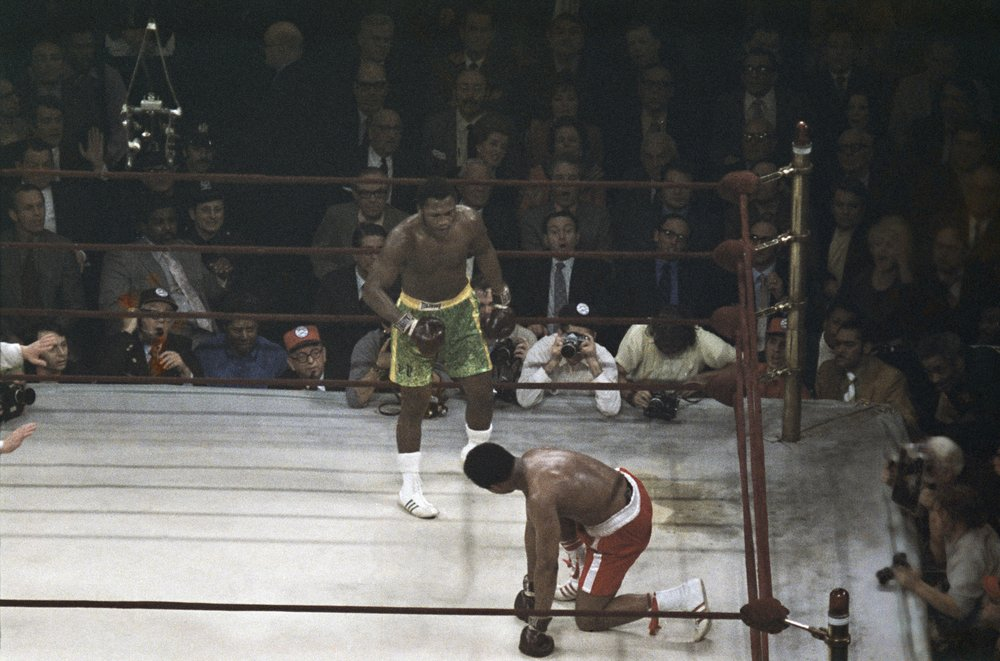 Fight of the Century – Muhammad Ali and Joe Frazier – reigns 50 years later undefeated