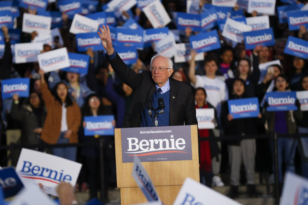 Bernie Sanders proved his seriousness in his run for office of presidency in 2016 with an upset victory in Michigan; hopes to do the same in 2020