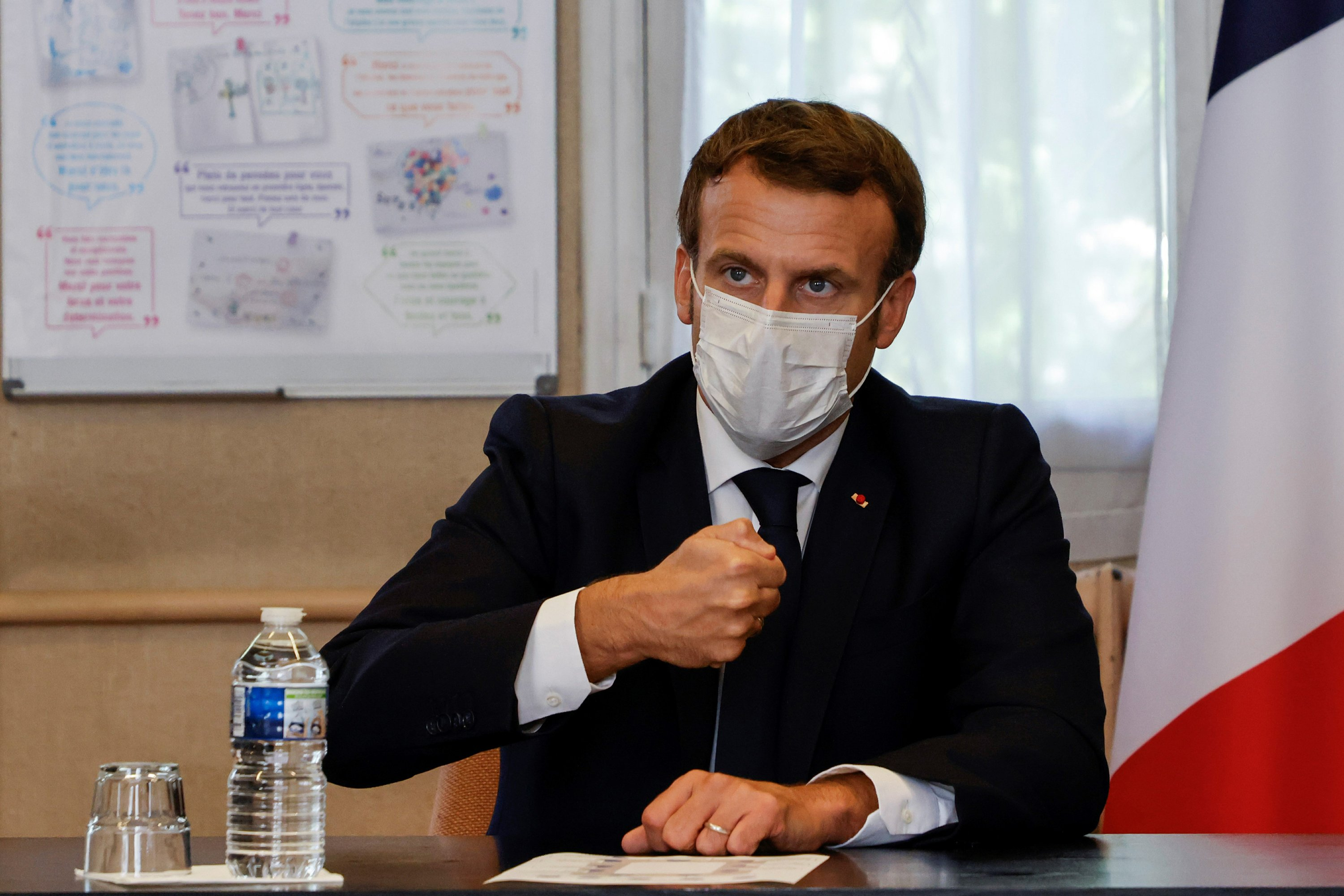 BREAKING: France has reached over 1 million confirmed virus cases amid pandemic's resurgence, French health authorities say.