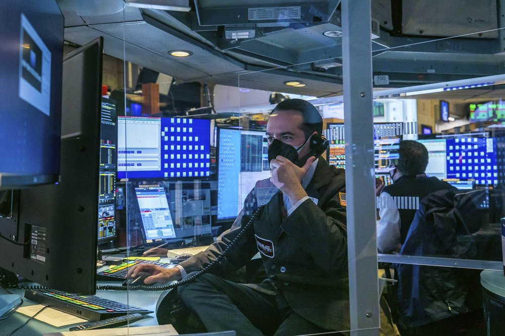Stocks rally on Wall Street, S&P 500 climbed 2.4%; Dow Jones Industrial Average more than 600 points higher
