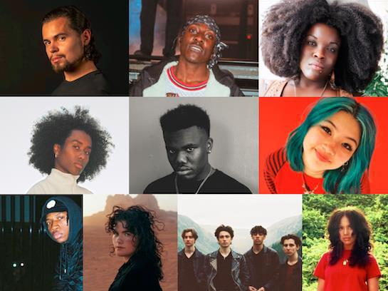 The Top 10 Music Artists To Follow In 2020