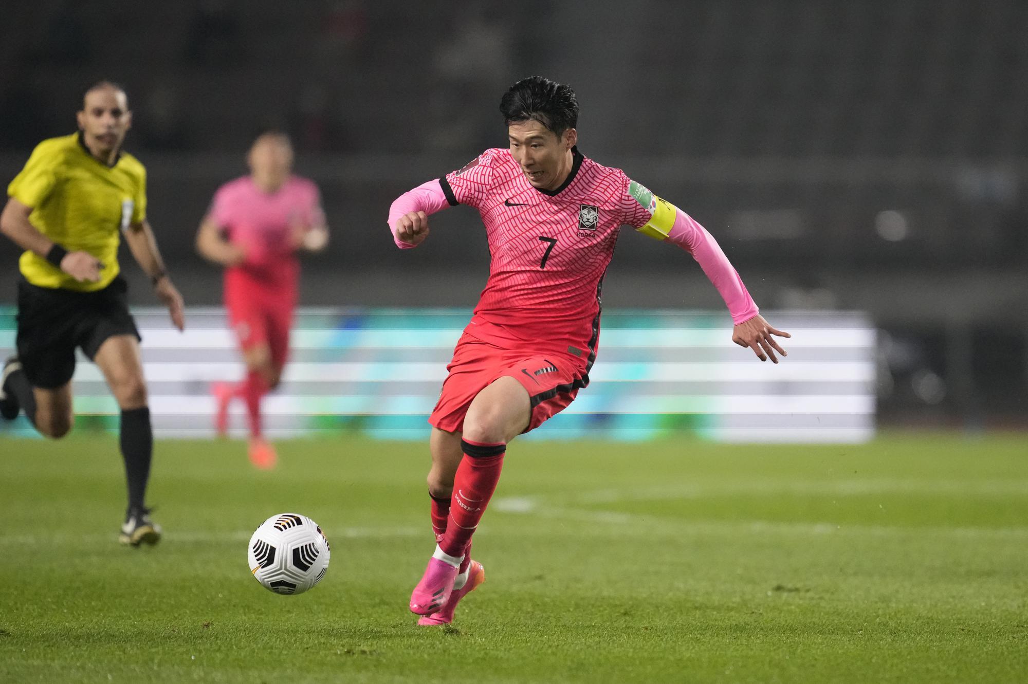 South Korea beats Turkmenistan 5-0 in World Cup qualifier