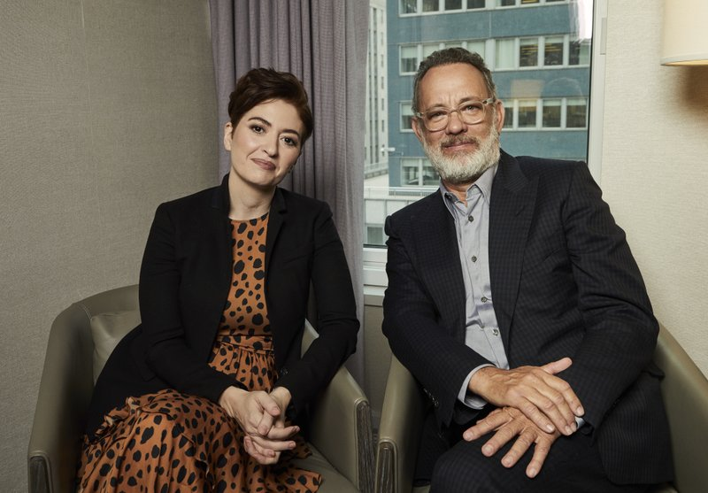 Tom Hanks Didn T Want To Be Mr Rogers Then He Met Marielle