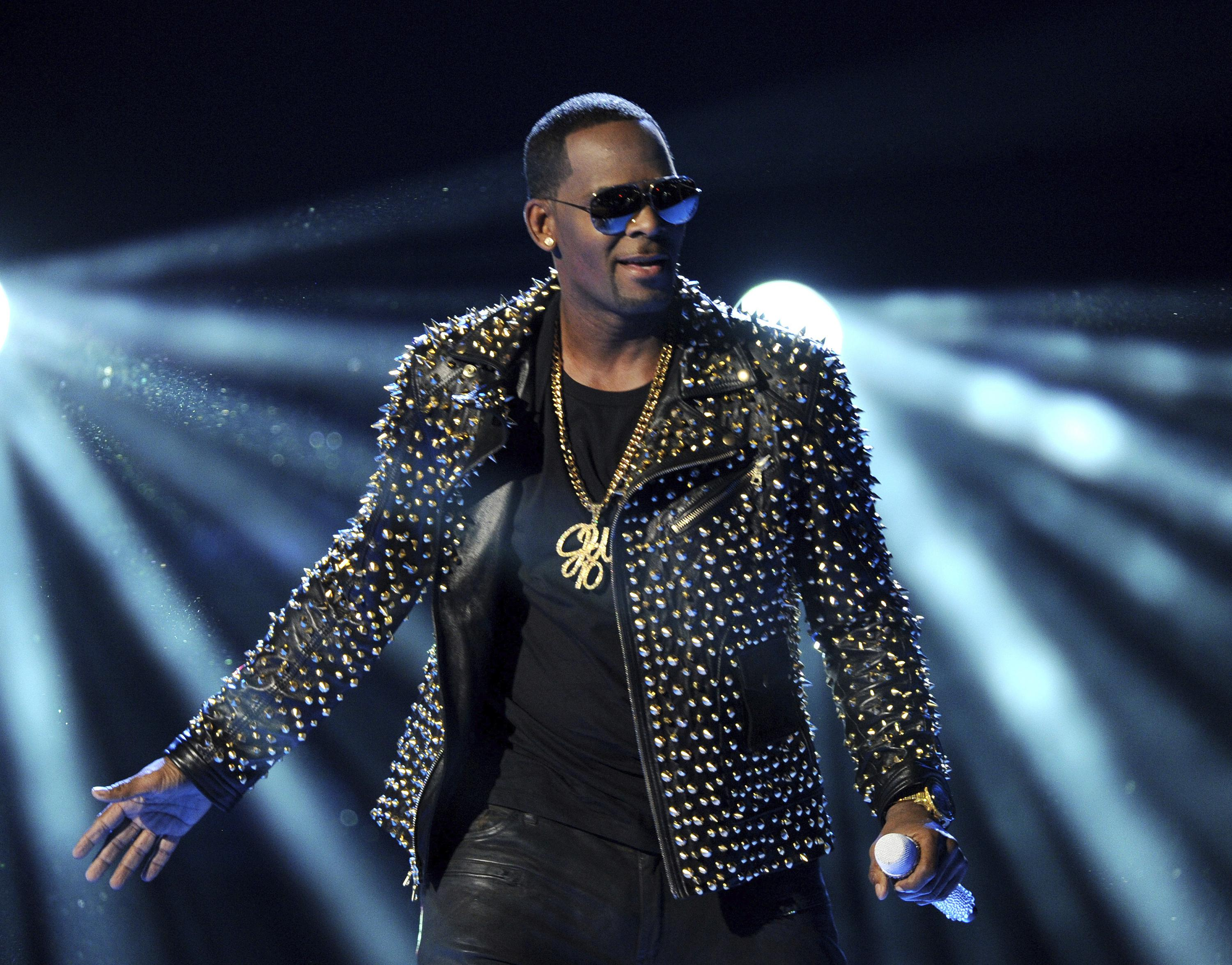 R. Kelly's life, from troubled talent to trafficking trial - Associated Press