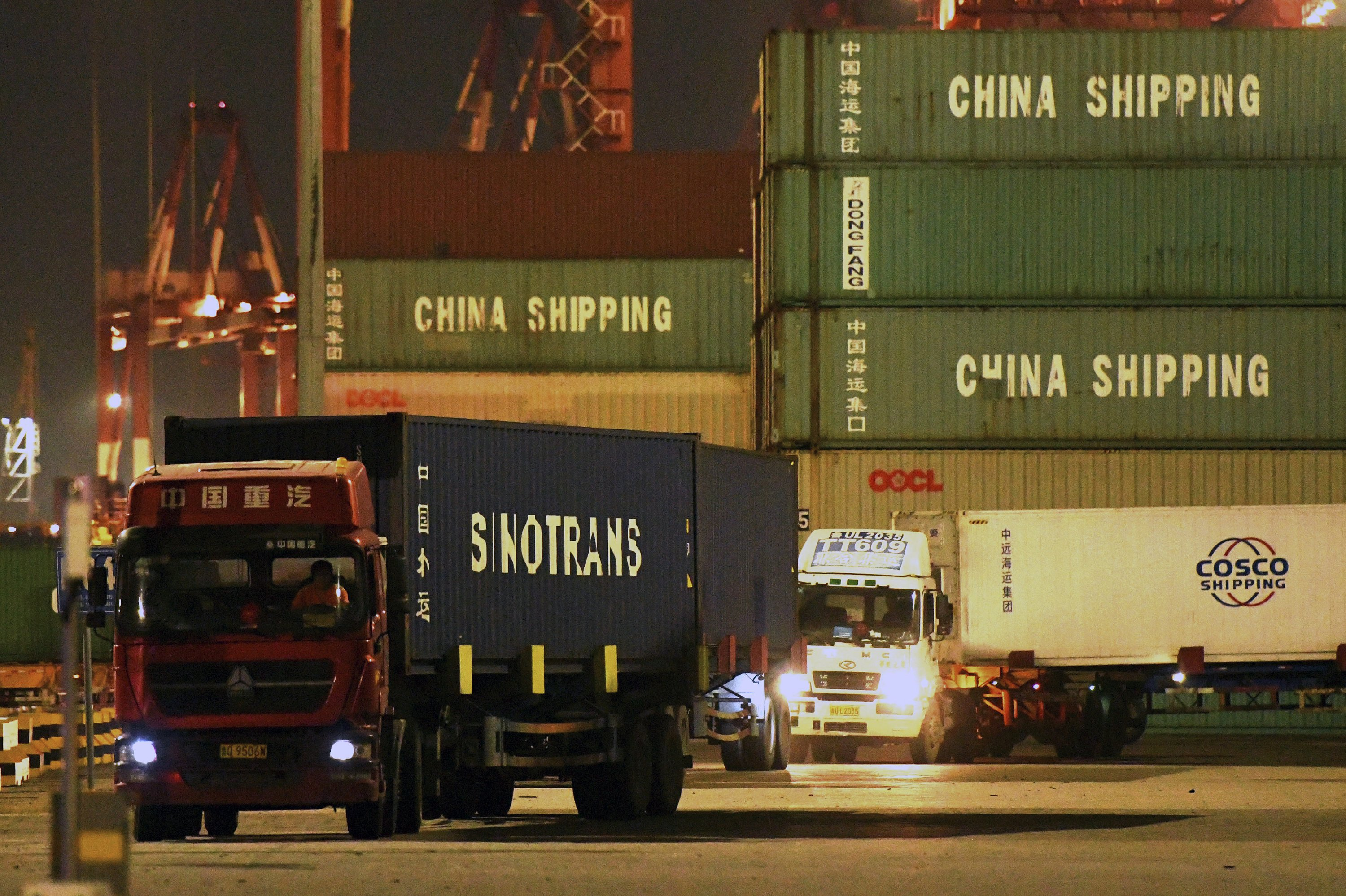 China passes new law restricting sensitive exports